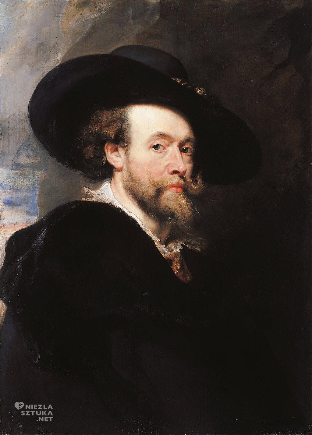Peter Paul Rubens, Autoportret, Australia, Niezła sztuka