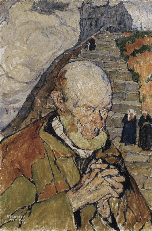 Mela Muter Stary Bretończyk , Bretania, Ecole de Paris, Niezła sztuka
