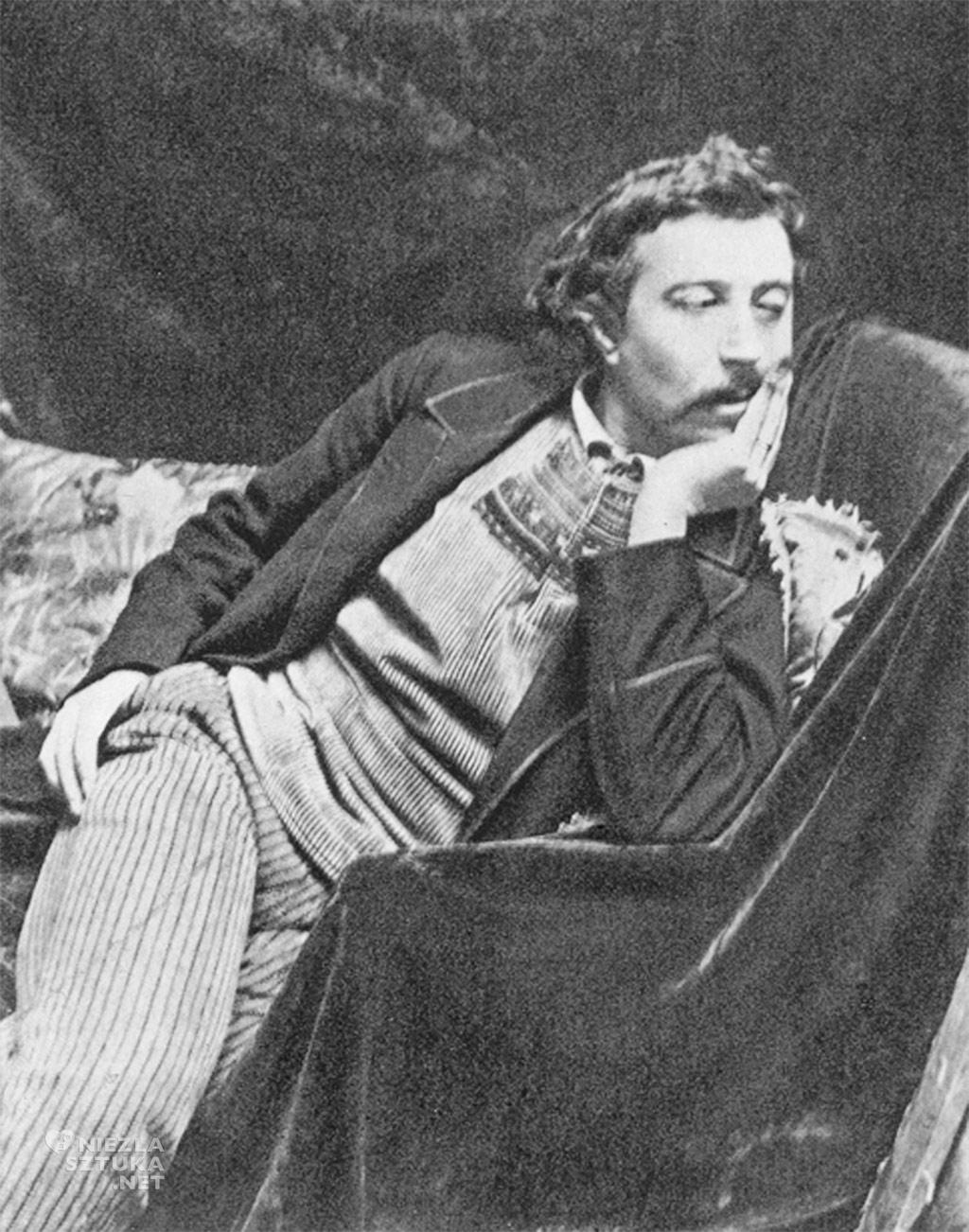 Paul Gauguin, artysta, malarz, fotografia, Niezła Sztuka