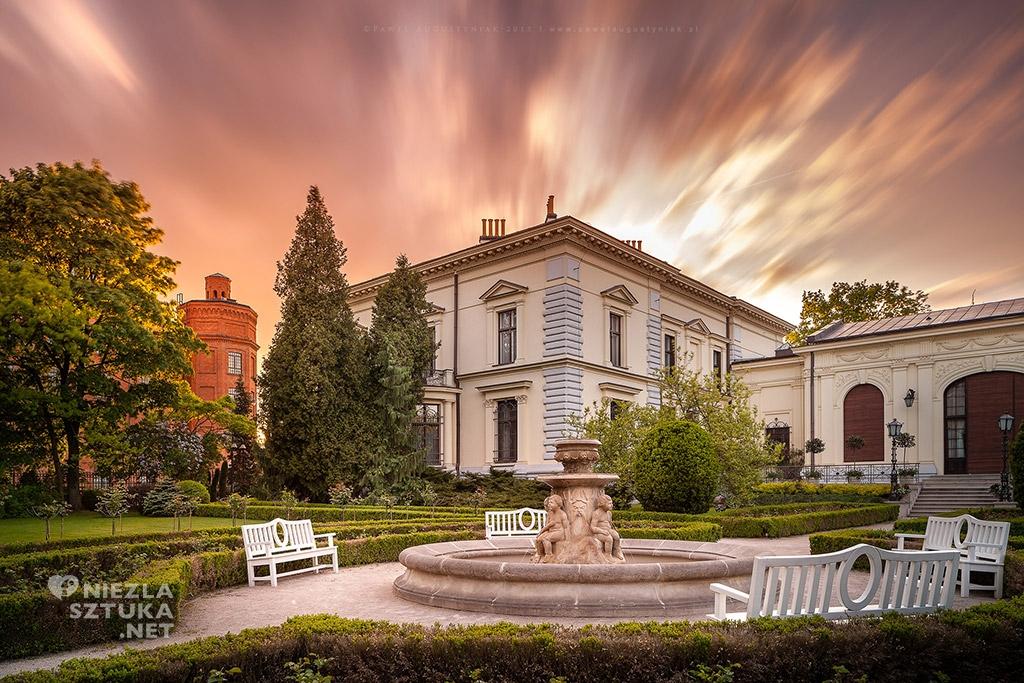 Pałac Herbsta, Muzeum Pałac Herbsta, Oddział Muzeum Sztuki w Łodzi, polskie muzea, Niezła Sztuka