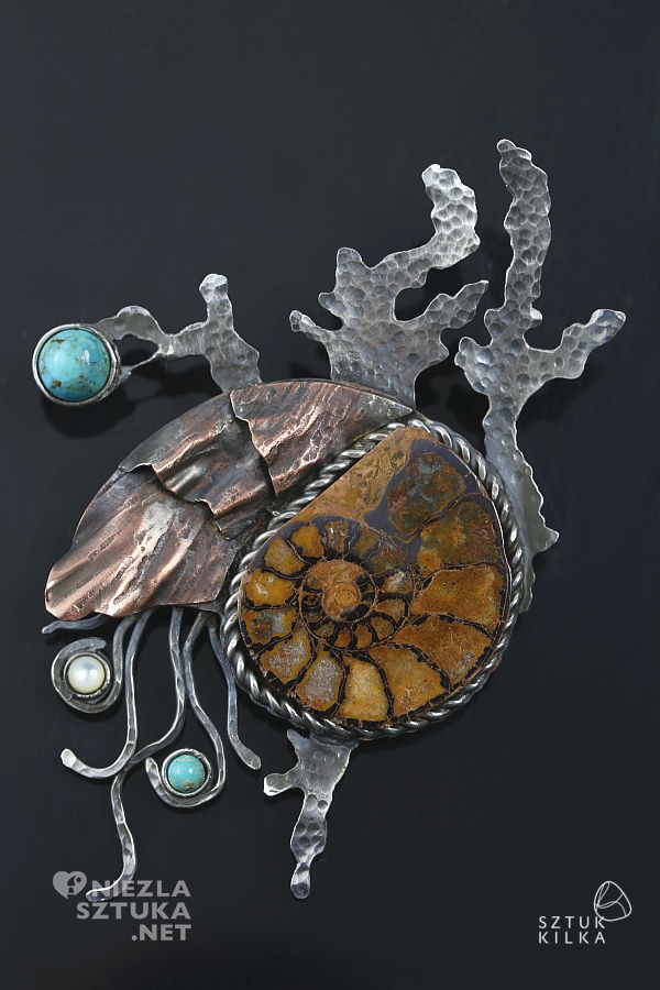 amonit_brooch_pendant_silver_copper_9