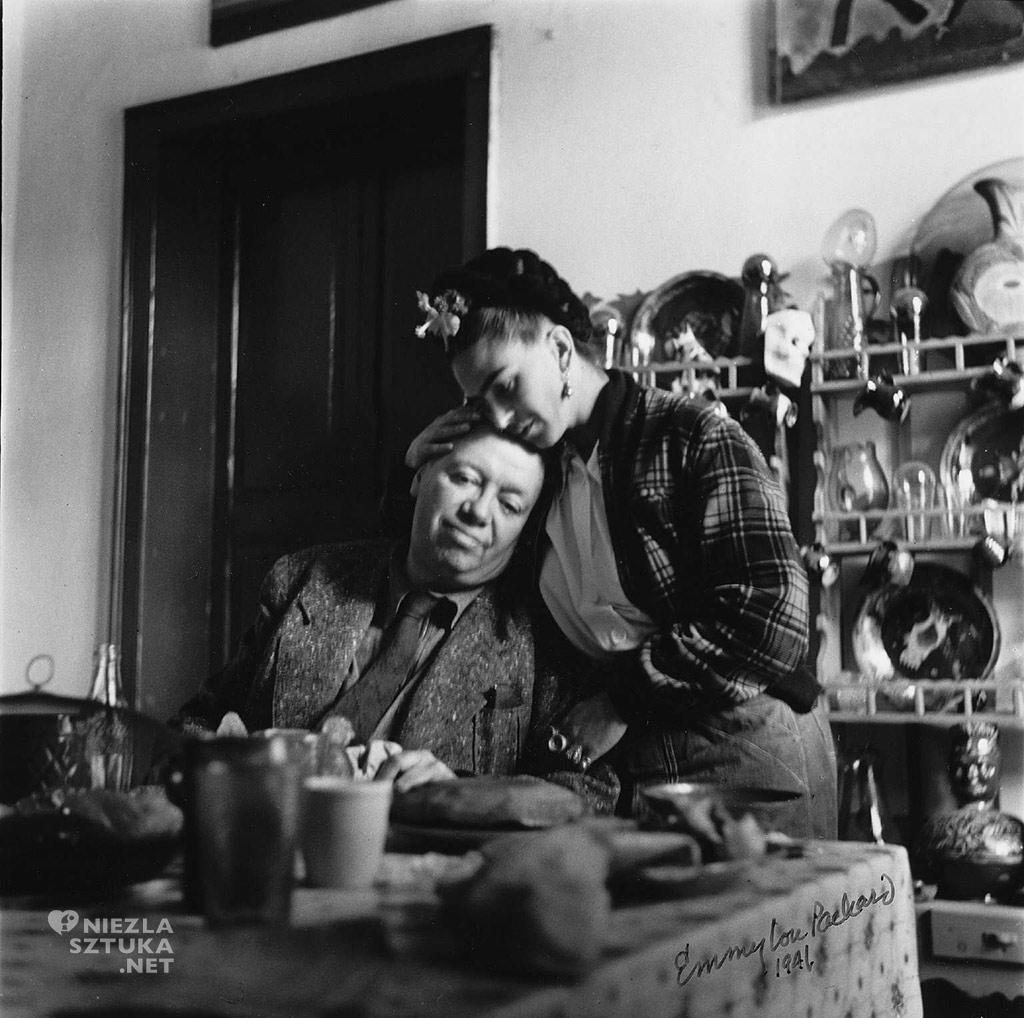 Frida Kahlo, Diego Rivera, Niezła Sztuka, fotografia