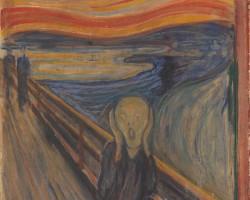 Edvard Munch, Krzyk, Oslo, malarstwo, Niezła Sztuka