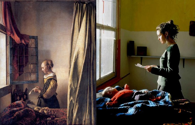 Vermeer kontra Tom Hunter