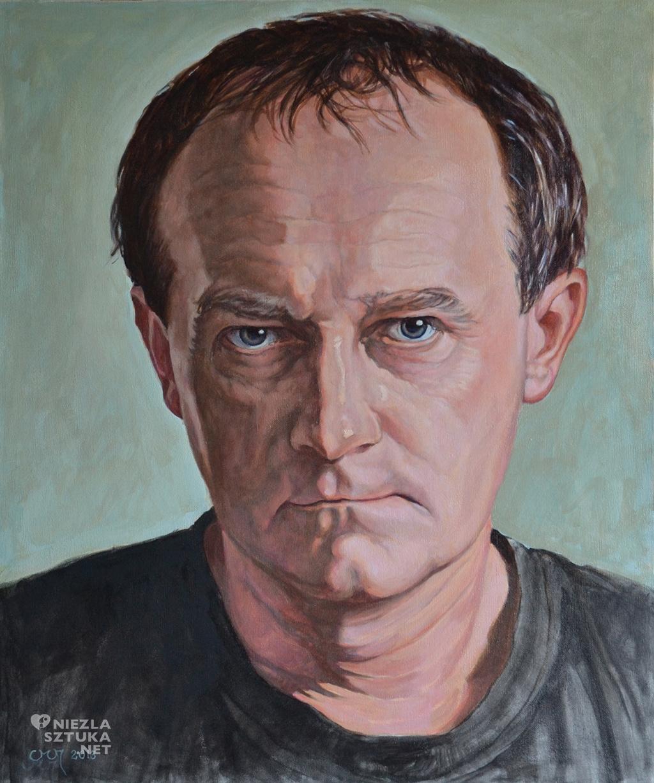 Marcin Jaszczak Autoportret