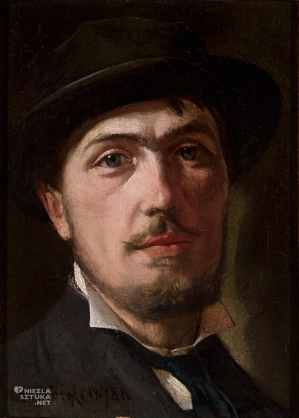 Portret Witolda Urbańskiego Władysław Czachórski