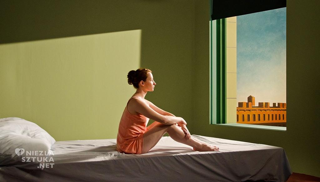 shirley film, Niezła sztuka, Edward Hopper