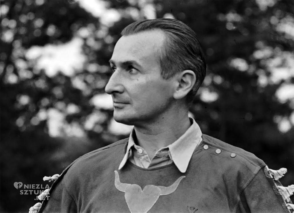 Stanisław Szukalski, fot.