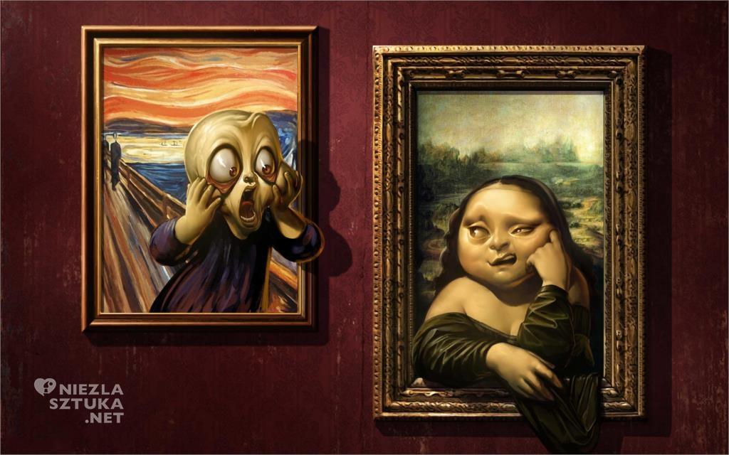 monalisa-font-b-scream-b-font-funny-font-b-art-b-font-Home-Decoration-Canvas-Poster