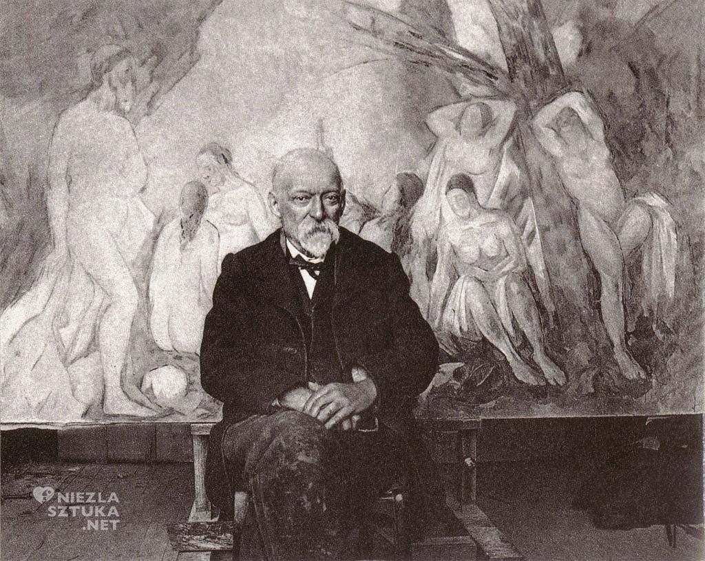 Paul Cézanne, artysta, malarz, Francja, Niezła Sztuka