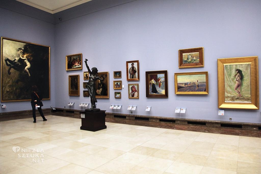 Obraz Konwalia w Muzeum Narodowym w Krakowie