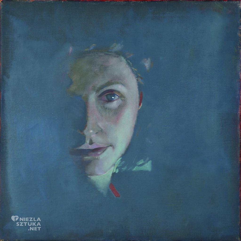 Portret wymazywany III, 2010