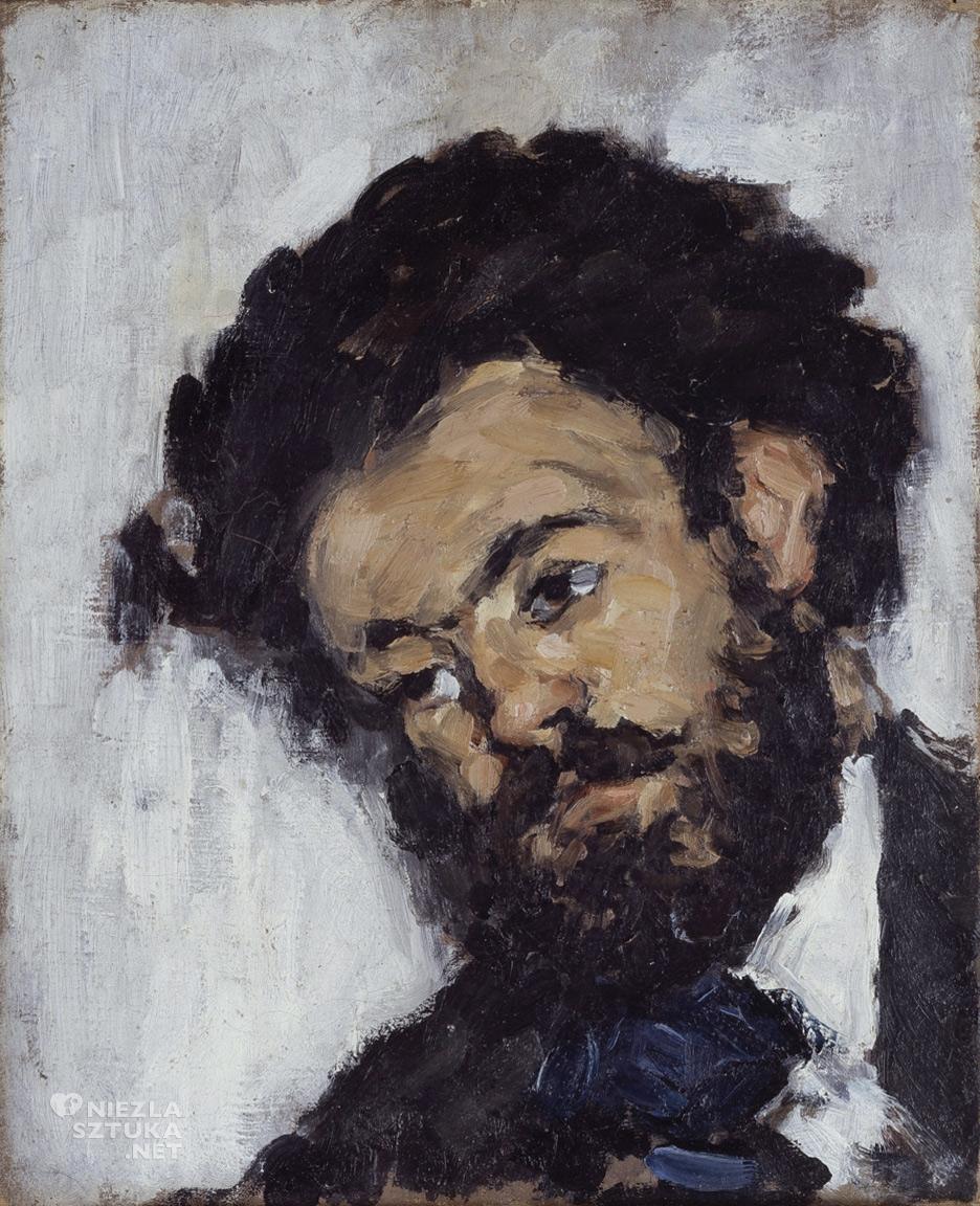 Paul Cézanne, Antoine-Fortuné Marion, sztuka francuska, malarstwo, Niezła Sztuka