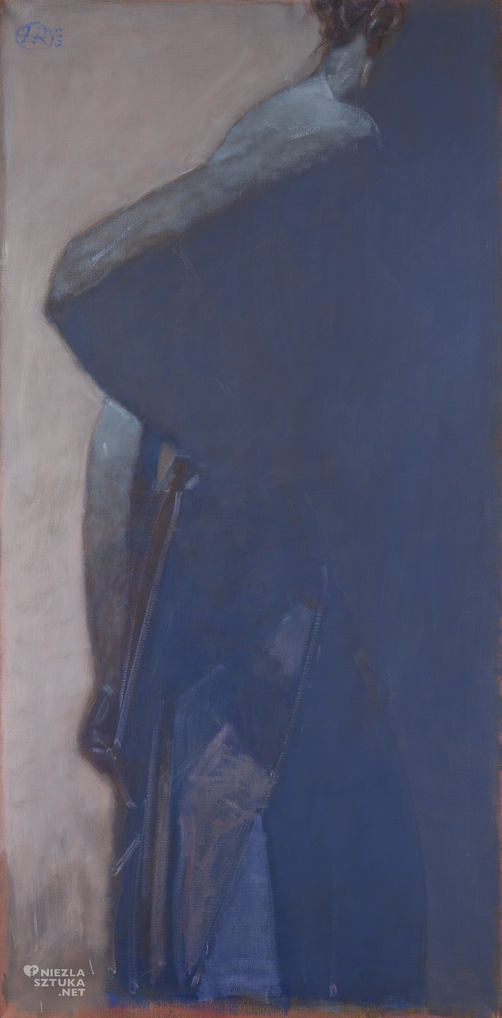 Wielka niekąpiąca błękitna | 2013