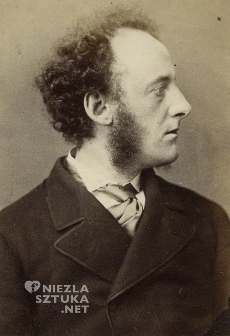 Sir John Everett Millais | ok. 1860, National Portrait Gallery, Londyn