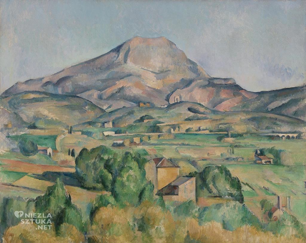 Góra św. Wiktorii | 1892–95, Barnes Foundation, Philadelphia