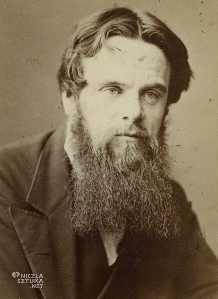 William Holman Hunt |  ok. 1865, National Portrait Gallery, Londyn