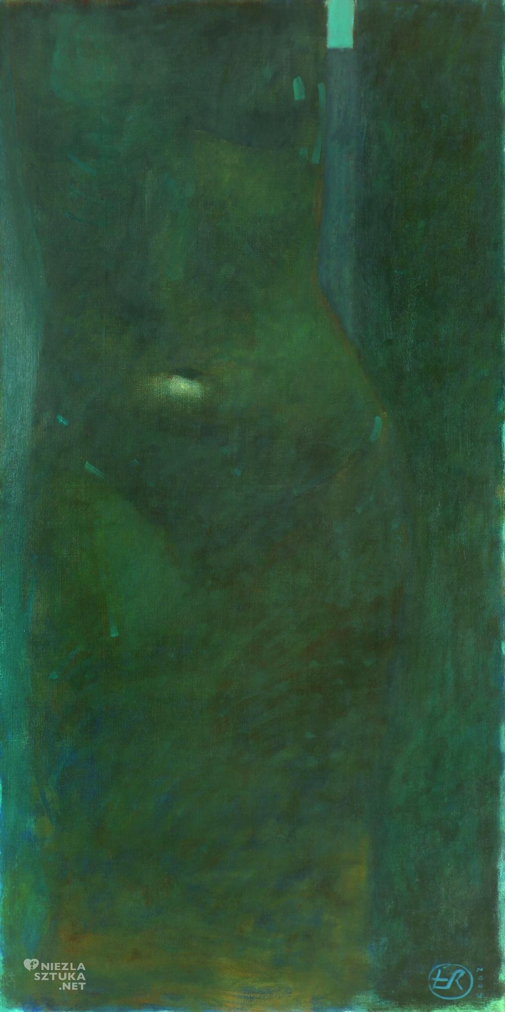 n-figura niebiesko-czarna | 2009