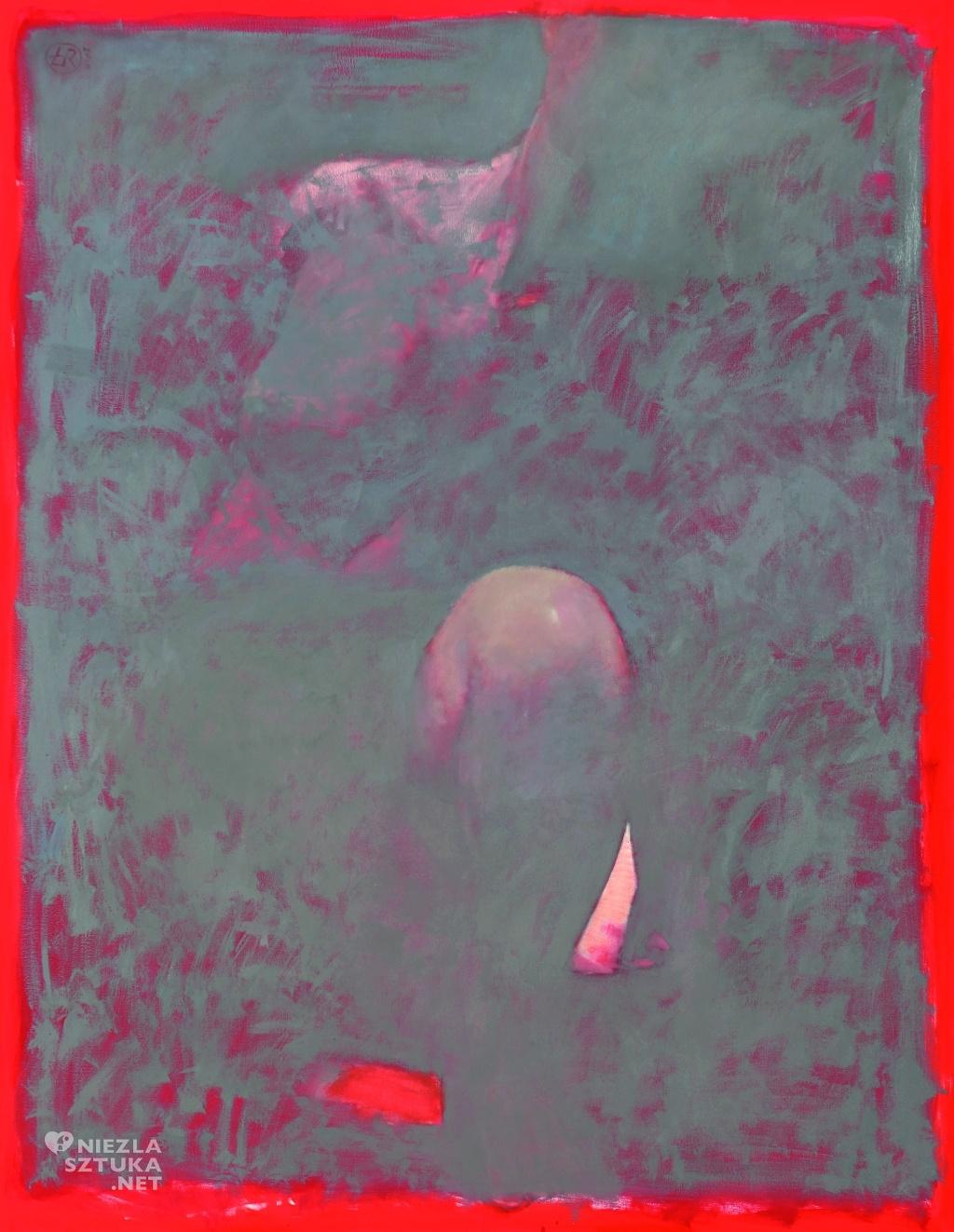 n-figura szaro-czerwona (nie-wielka kąpiąca) | 2010