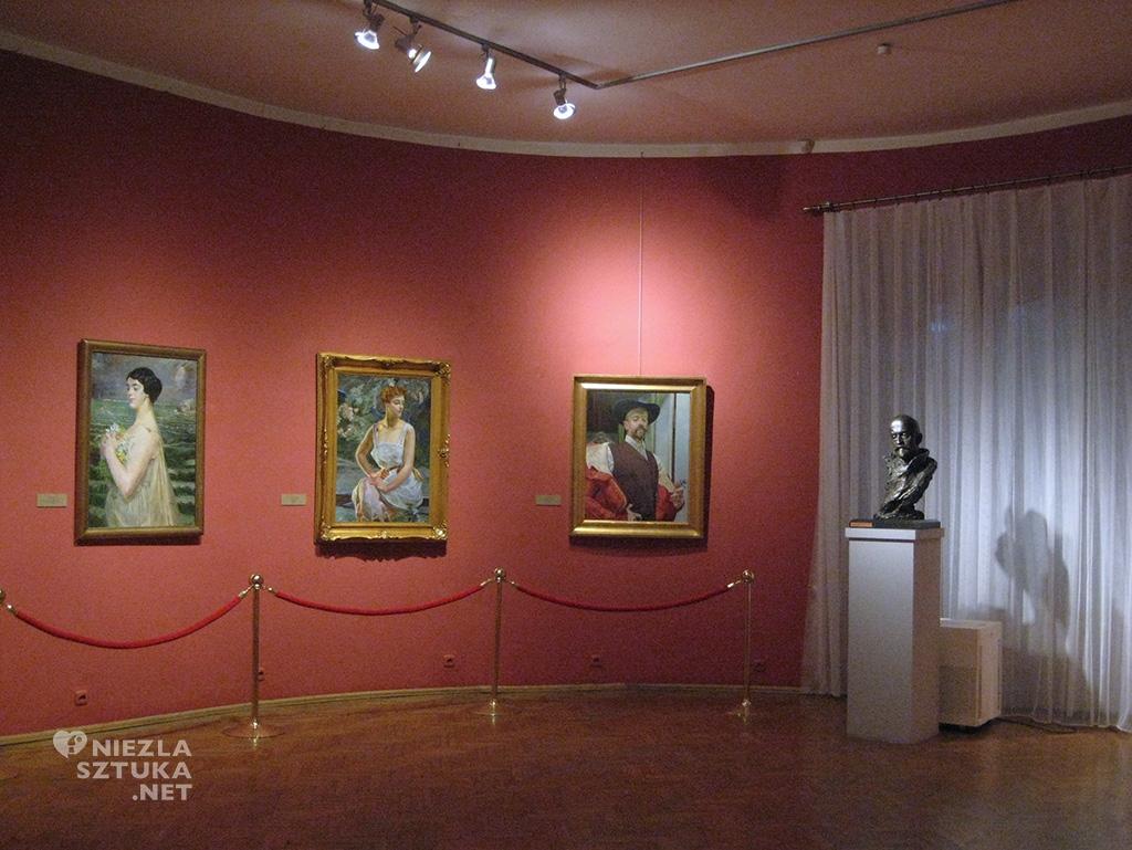 Wystawa prac Jacka Malczewskiego, Muzeum Okręgowe w Radomiu