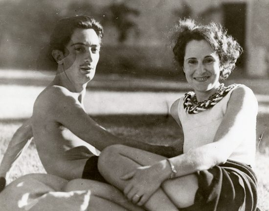 Dali i Gala, ok. 1930, Salvador Dali Museum