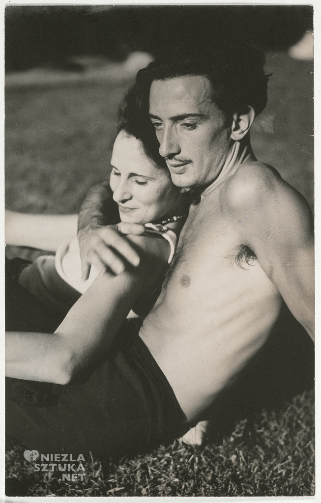 Gala, Salvador Dali, surrealizm, Niezła Sztuka