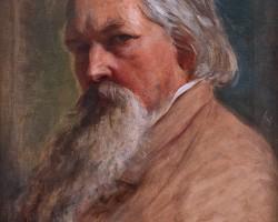 Wojciech Gerson Autoportret
