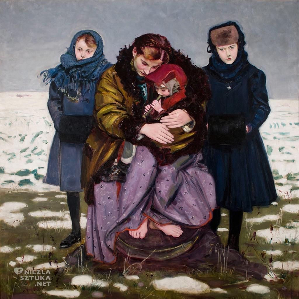 Wlastimil Hofman, Koncert, chłopomania, młoda polska, Muzeum Narodowe w Krakowie, niezła sztuka