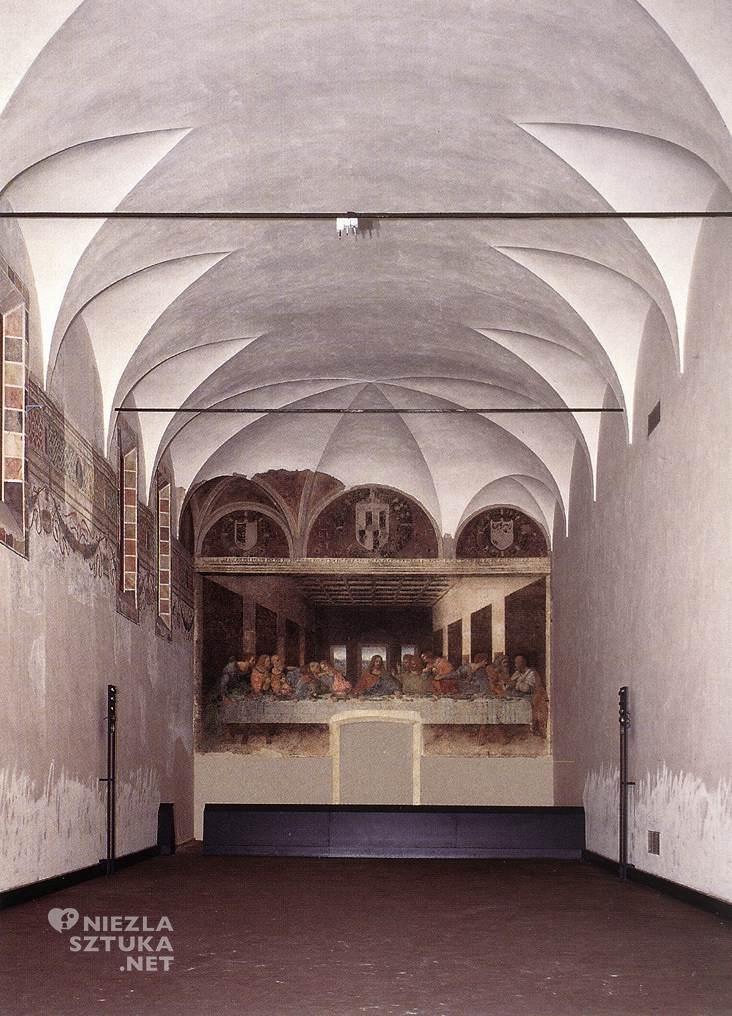 refektarz, Santa Maria della Grazie