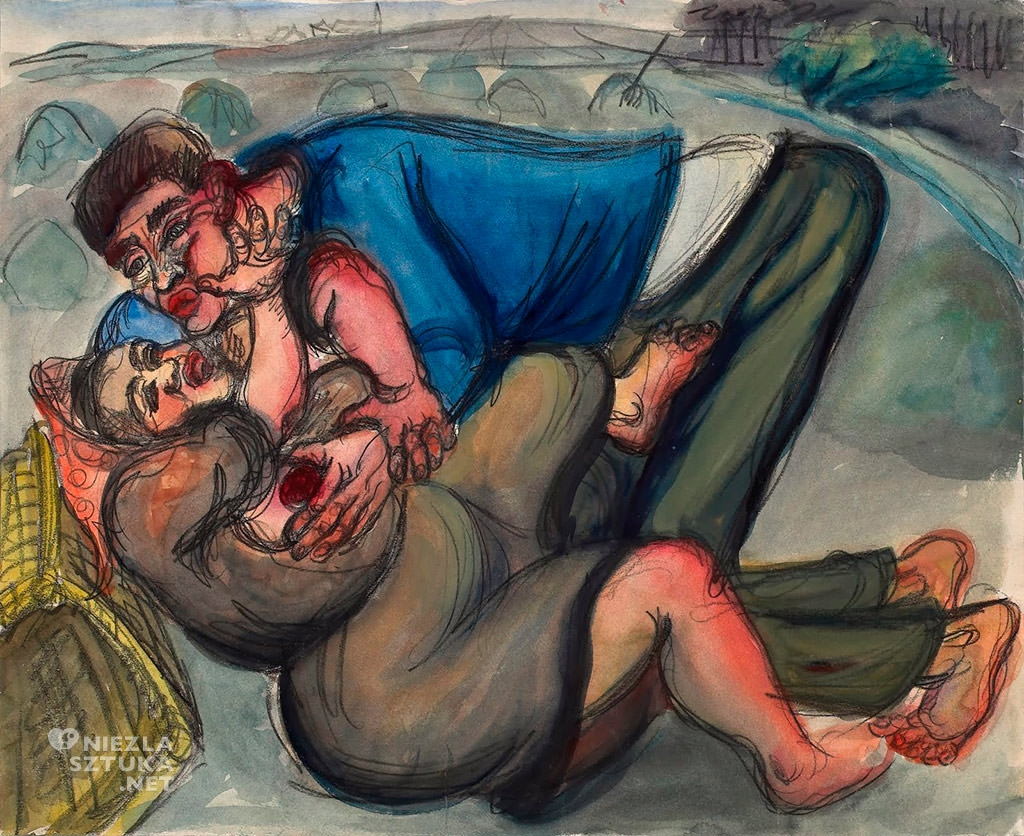 Elfriede Lohse-Wächtler, Miłość, 1930