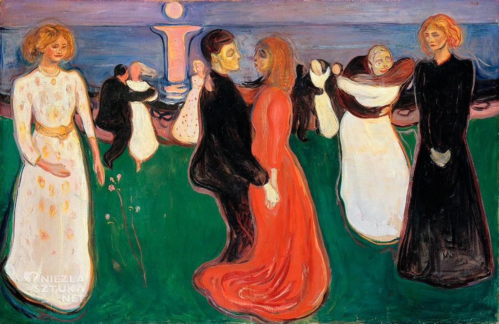 Edvard Munch, Taniec życia, Nasjonalgalleriet, Oslo, Niezła sztuka