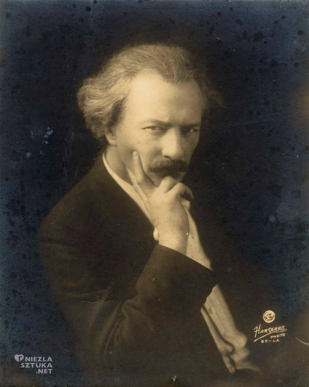 Ignacy Paderewski, portret, Niezła sztuka