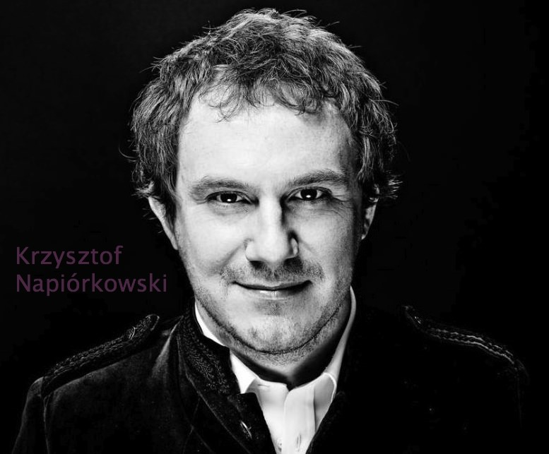 krzysztof napiórkowski
