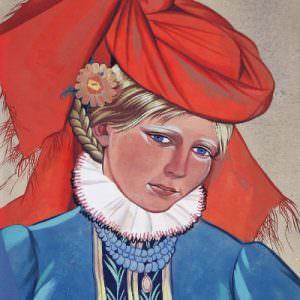 stryjenska-portret