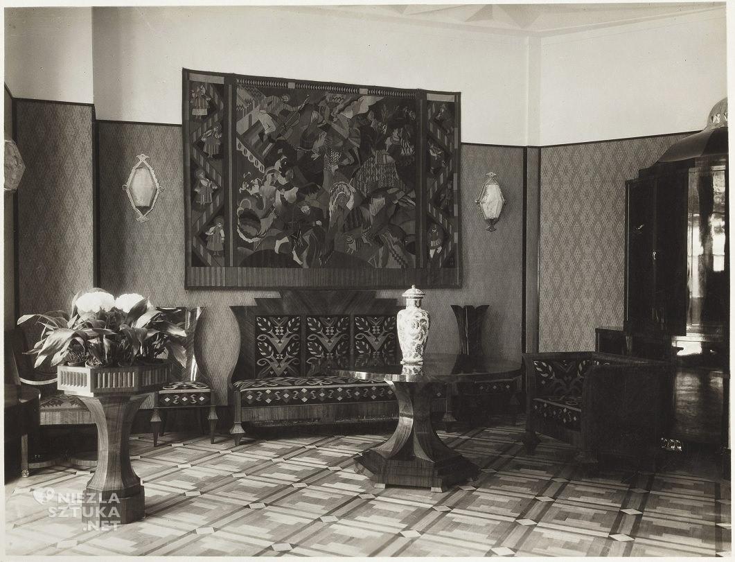 Międzynarodowa Wystawa Sztuk Dekoracyjnych i Nowoczesnego Przemysłu, Paryż, niezła sztuka