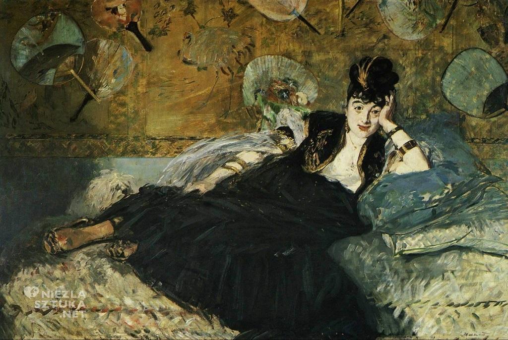 Edouard Manet Nina de Callais