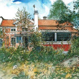 Carl Larsson, Lilla Hyttnäs