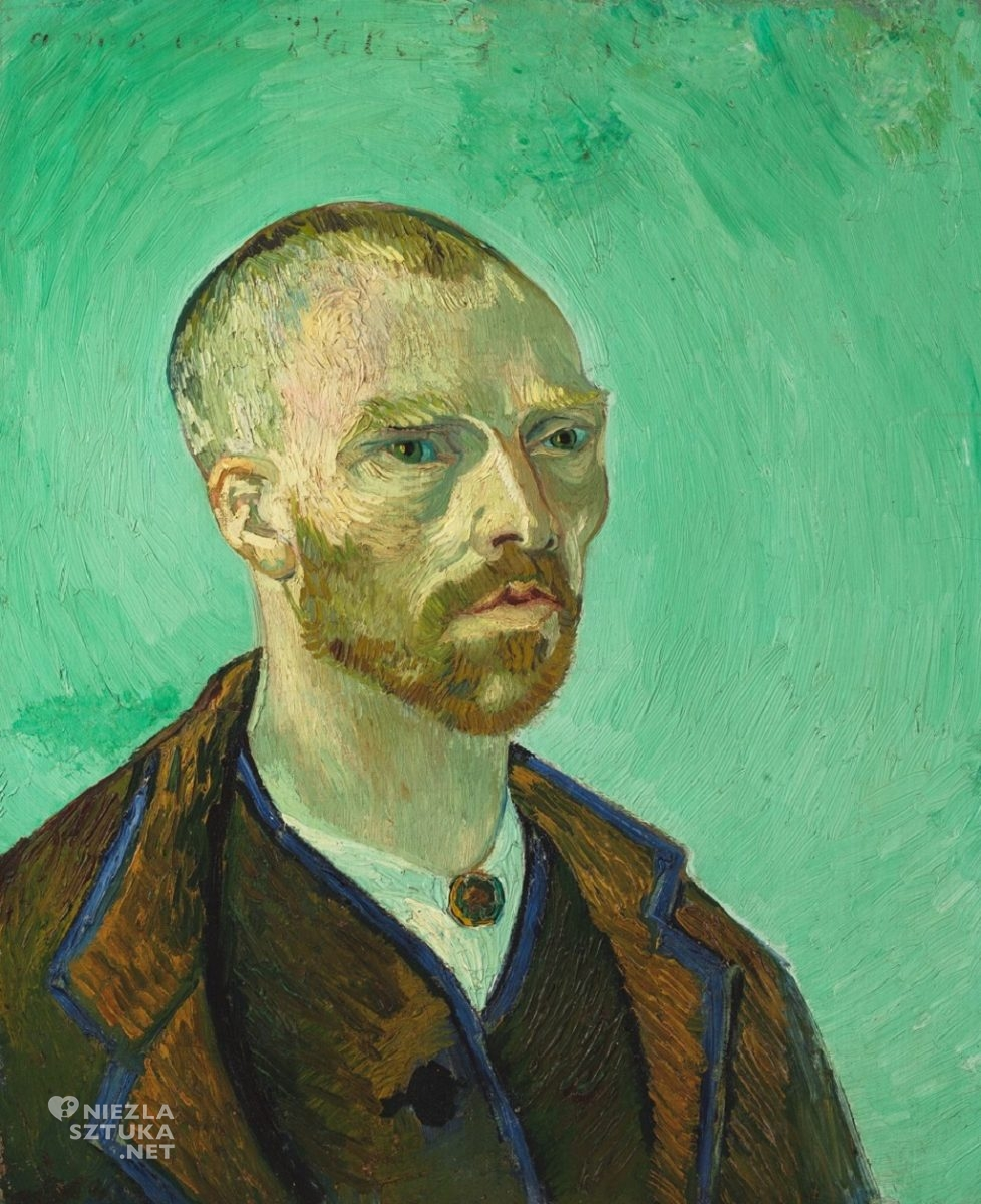 Vincent van Gogh Autoportret dedykowany Gauguinowi