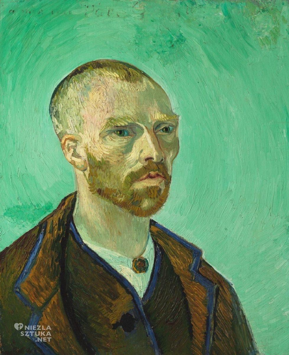 Vincent van Gogh, Autoportret dedykowany Gauguinowi, Paul Gauguin, Żółty Dom, Arles, Niezła Sztuka