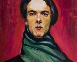 Zygmunt Waliszewski, Autoportret, artysta, malarz, Niezła sztuka