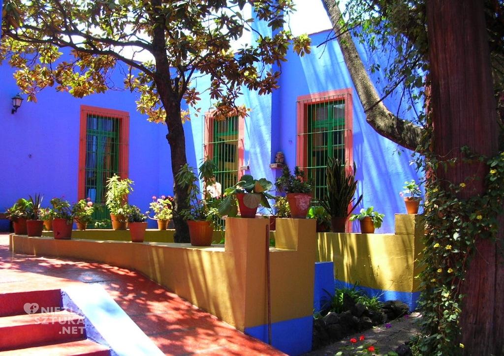 Frida Kahlo, Diego Rivera, Casa Azul, Meksyk, Niezła sztuka