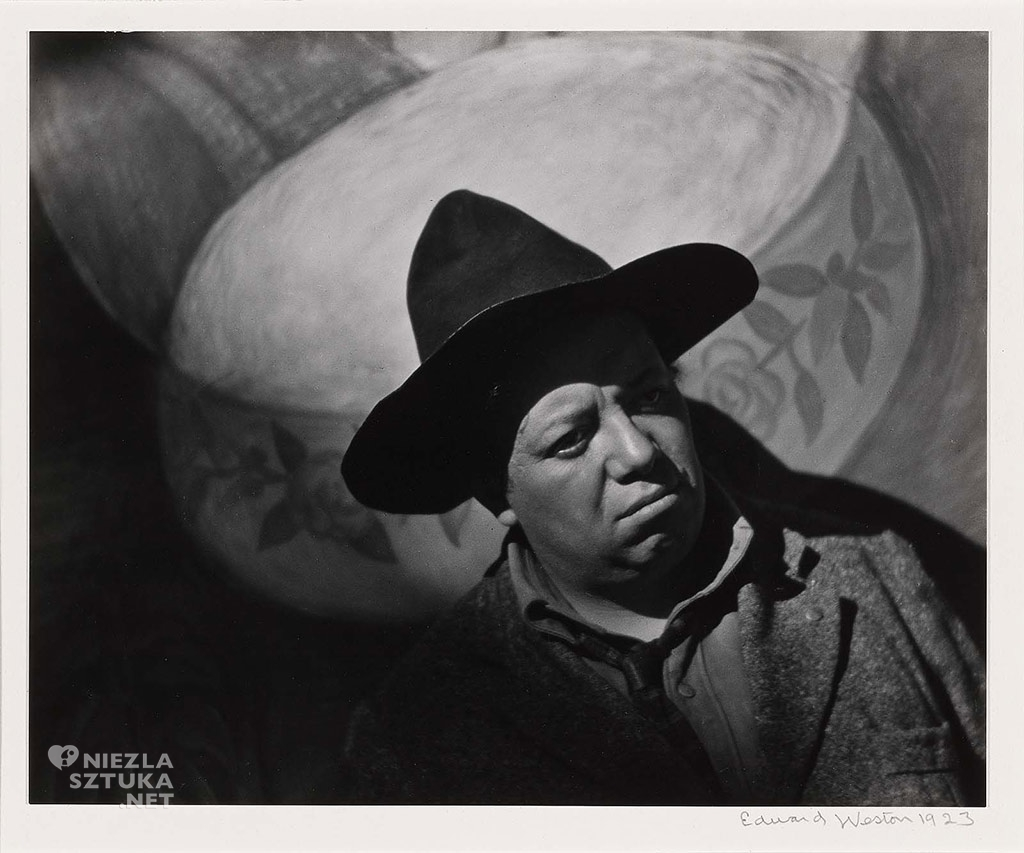 Diego Rivera, Edward Weston, San Francisco Museum of Modern Art, Niezła sztuka