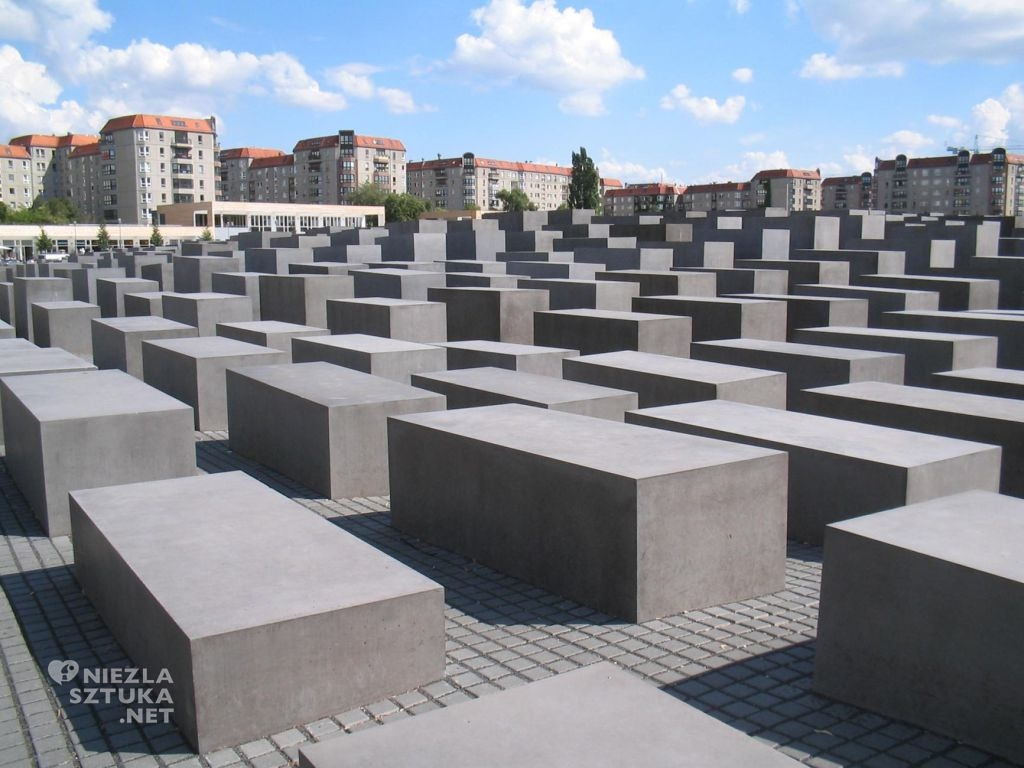 Richard Serra Pomnik Holocaustu