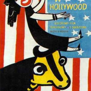 Henryk Tomaszewski Carmen w Hollywood