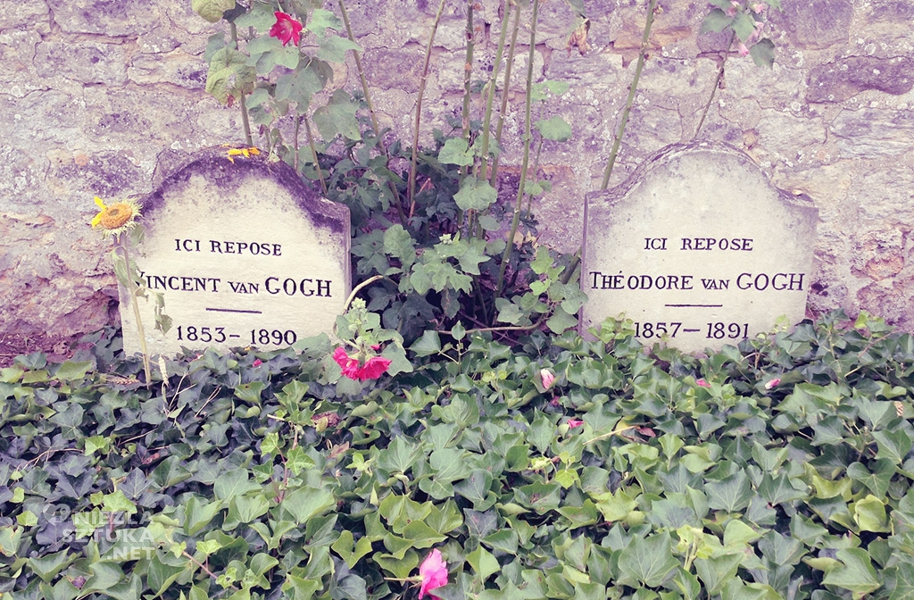 Vincent van Gogh, grób, Niezła sztuka