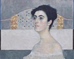 Gustav Klimt, Margaret Stonborough-Wittgenstein, portret, Niezła Sztuka