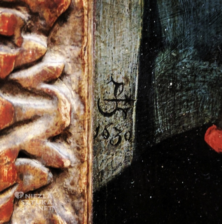 Judith Leyster Szczęśliwa para, detal | 1630, fot.: aulouvrejaime.wordpress.com