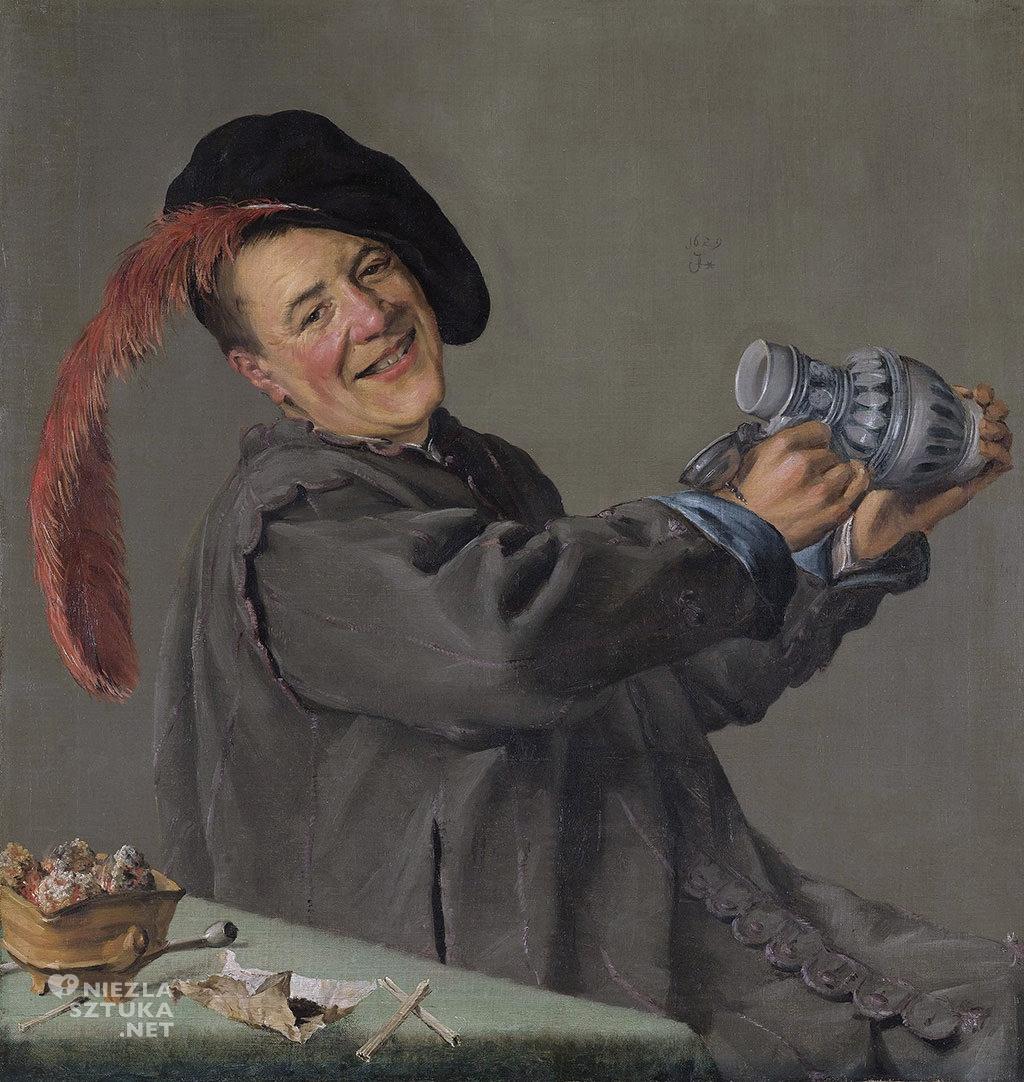 Judith Leyster <em>Wesoły pijus</em> | 1629, Rijksmuseum, Amsterdam