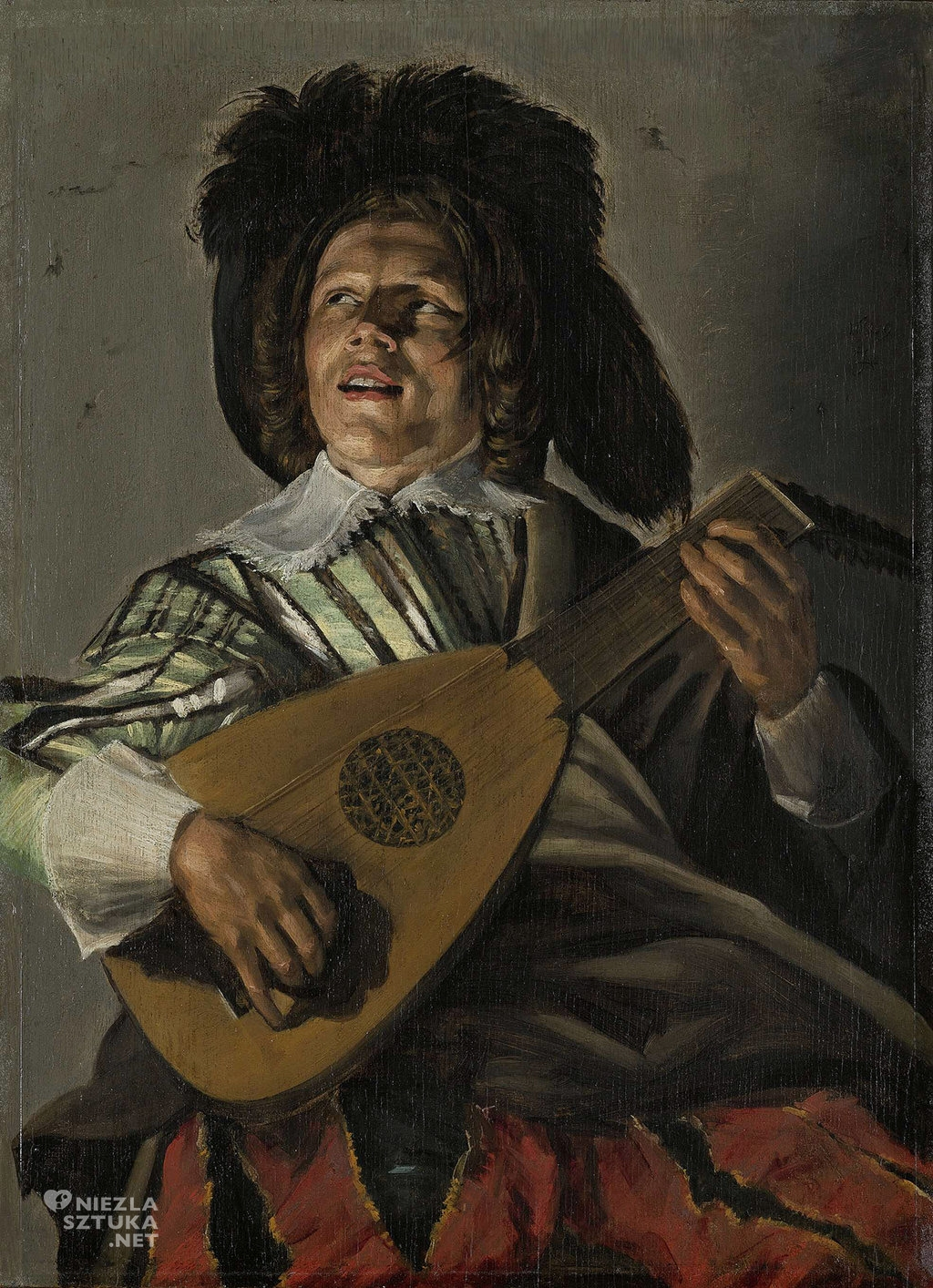 Judith Leyster <em>Serenada</em> | 1629, Rijksmuseum, Amsterdam