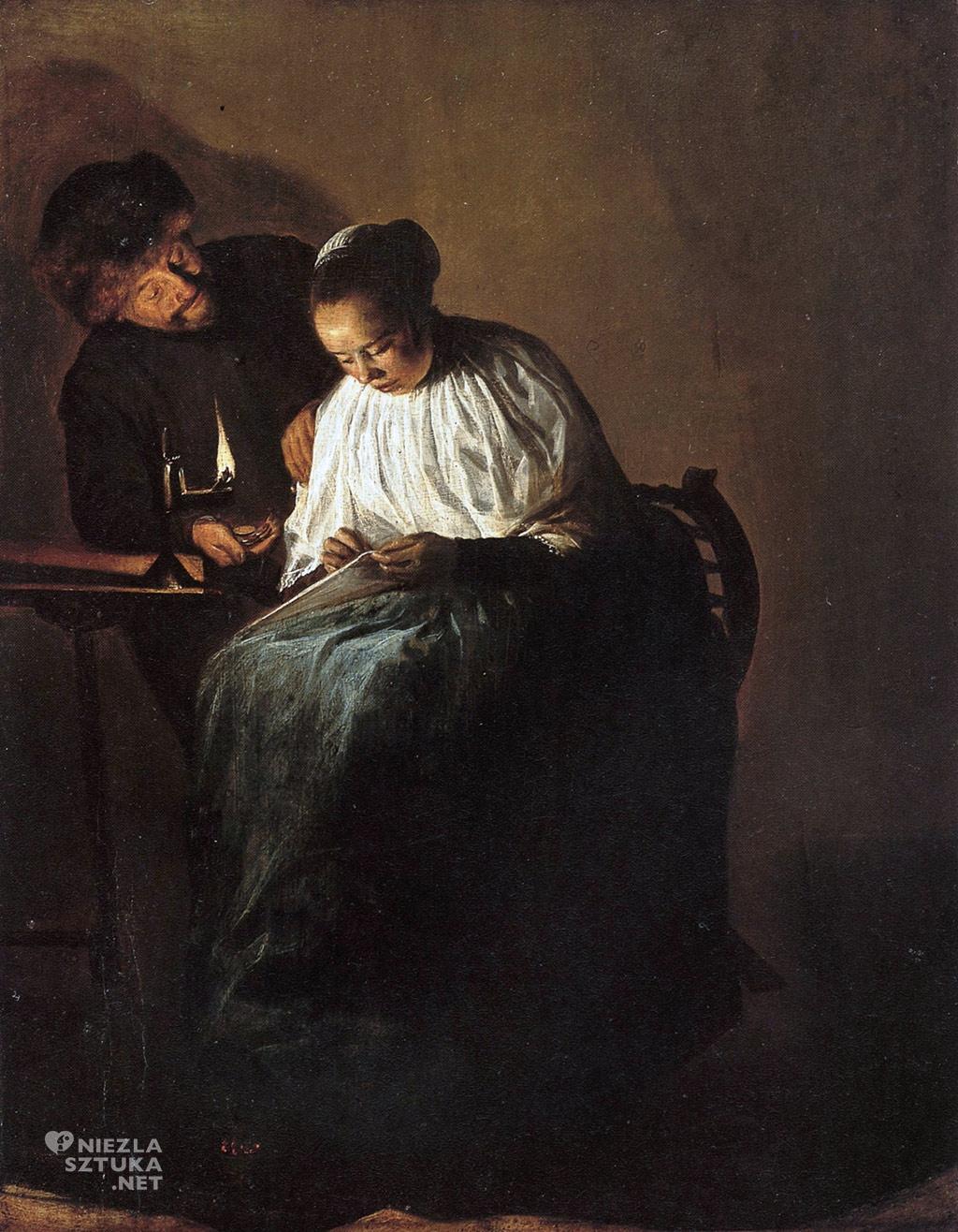 Judith Leyster <em>Propozycja</em> | 1631